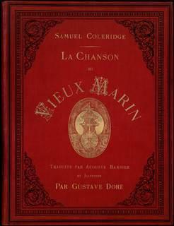 La Chanson du Vieux Marin traduite par Auguste Barbier et illustrée par Gustave Doré