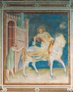 San Martino spartisce il mantello