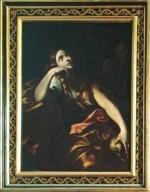 Maddalena in meditazione