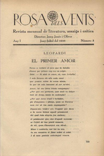 Image from object titled El primer amor