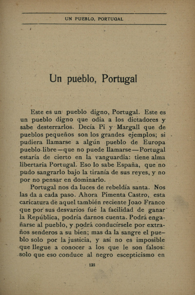 Image from object titled Un pueblo, Portugal