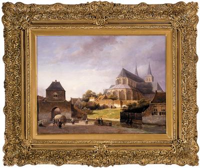 Voormalige Binnen Bergpoort en Bergkerk