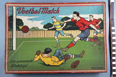 Image from object titled Voetbalspel