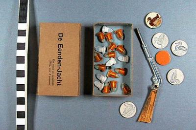 Image from object titled De eendenjacht