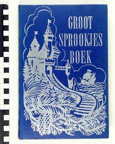 Margriet groot sprookjes boek