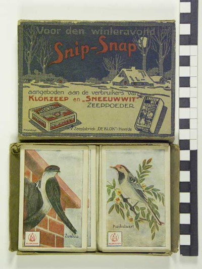 Image from object titled het snapspel