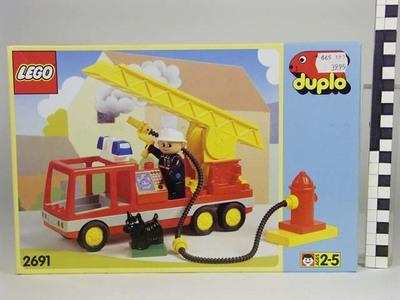 Lego Duplo Brandweerset 2691