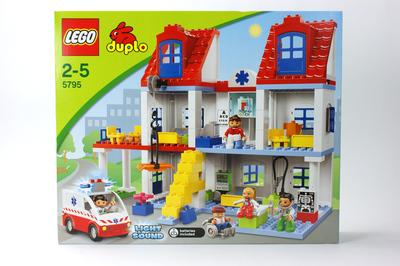 Bouwdoos 5795 Lego Duplo, Speelgoed van het jaar 2011 voor kinderen van 2 - 5 jaar