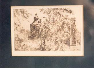 Buiten De Cannenburgh bij 's-Gravenhage