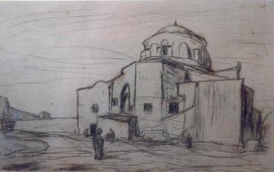 Moskee St. Irene