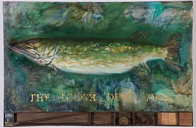 The Lough Derg Pike: Life size, with Relics