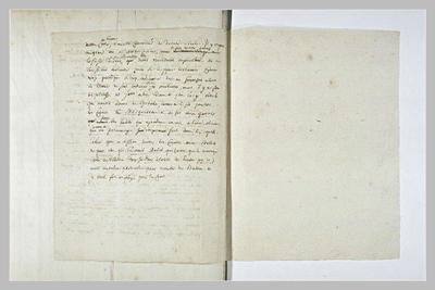 Image from object titled album ; Texte manuscrit