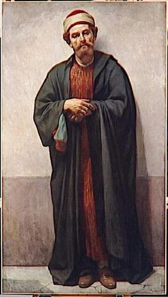 tableau ; Juge rabbinique