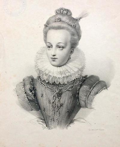 livre ; Gabrielle d'Estrées