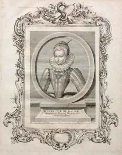 Henriette de Balzac d'Entragues