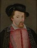 King James VI and I (1566-1625) reigned Scotland from 1567, England 1603-1625