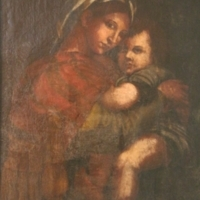 Image from object titled Madonna and Child