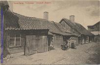 Vana-Tartu : tollimaja = Старый Дерптъ