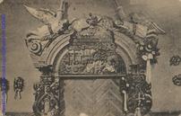 Vana uks Kaarma kirikus : Остр. Эзель