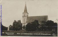 Kullamaa Läänemaal : kirik ja Vabadusesõjas langenute mälestussammas