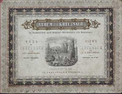 Image from object titled Album von Kreuznach