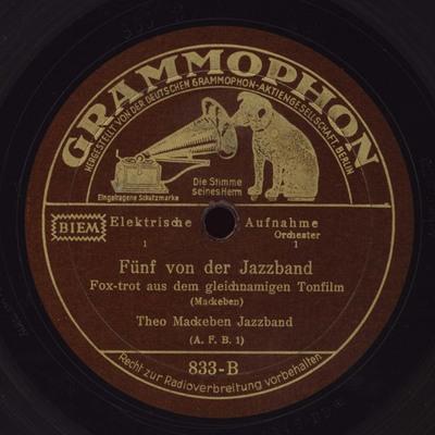 Fünf von der Jazzband