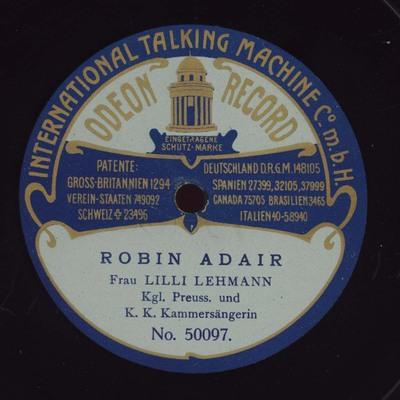 Robin Adair