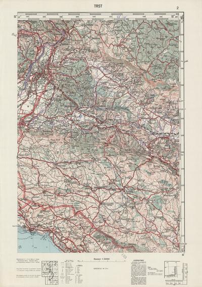 Image from object titled Trst; Jugoslavija