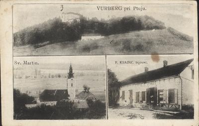 Image from object titled Vurberg pri Ptuju