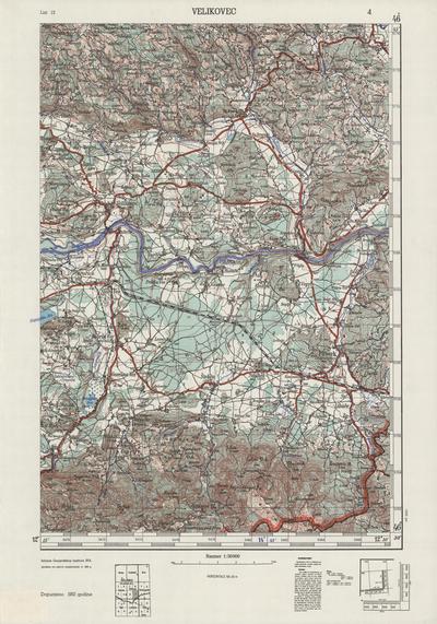 Image from object titled Velikovec; Jugoslavija