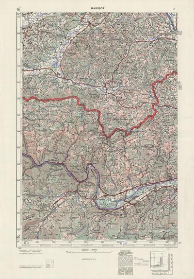 Image from object titled Maribor; Jugoslavija
