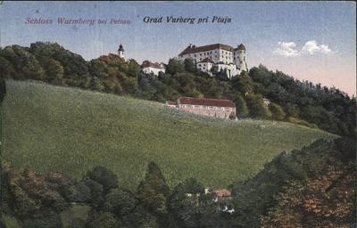 Image from object titled Schloss Wurmberg bei Pettau; Grad Vurberg pri Ptuju