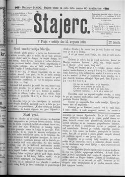 Image from object titled Štajerc