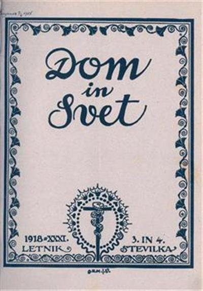 Image from object titled Dom in svet