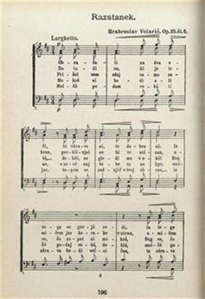 Image from object titled Razstanek, op. 10, št. 4