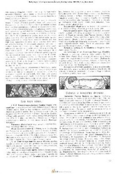 Image from object titled Puccinijeva najnovejša opera; Izza tujih odrov