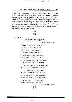 Image from object titled Sentimentalen razgovor