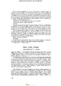 Image from object titled Nem, nem, soha!; Posl. J. Liška
