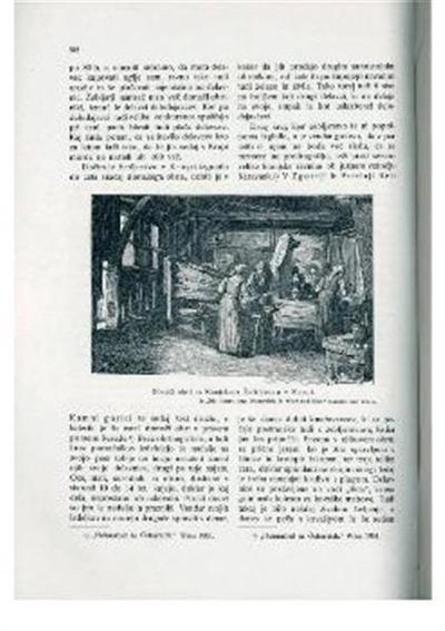 Image from object titled Domači obrti na Kranjskem: žebljarna v Kropi