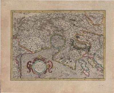 Image from object titled Forum Iulium, Karstia, Carniola, Histria et Windorum Marchia