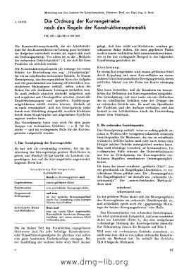 Image from object titled Die Ordnung der Kurvengetriebe nach den Regeln der Konstruktionssystematik.