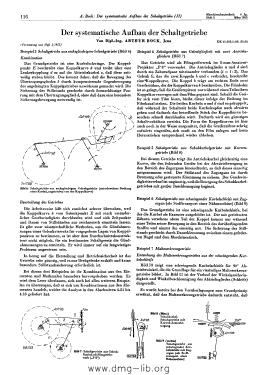 Image from object titled Der systematische Aufbau der Schaltgetriebe : [Teil 2]