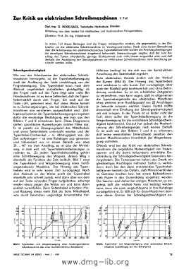 Image from object titled Zur Kritik an elektrischen Schreibmaschinen : II. Teil