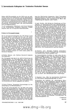 Image from object titled X. Internationales Kolloquium der Technischen Hochschule Ilmenau; Probleme der Bewegungsübertragung
