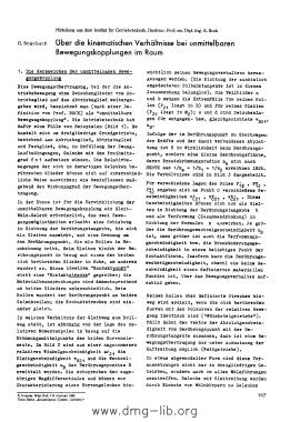 Image from object titled Über die kinematischen Verhältnisse bei unmittelbaren Bewegungskopplungen im Raum