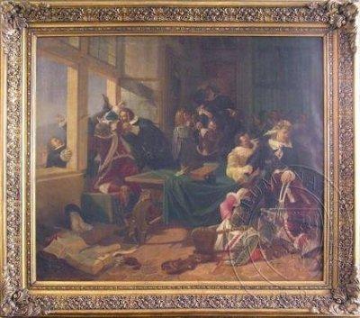 Defenestrace na Pražském radě roku 1618