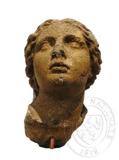 Hlava Panny Marie