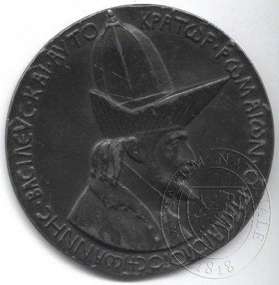 Medaile Jana VIII. Palaeologa