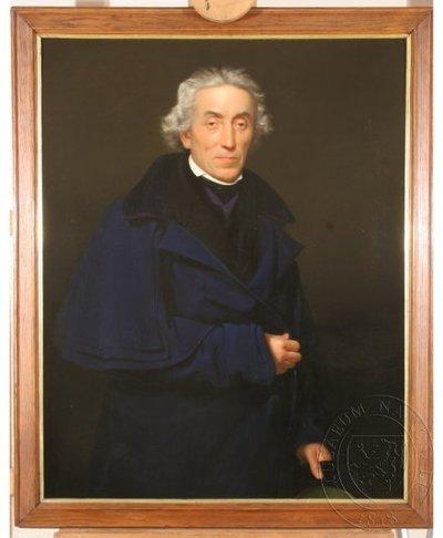 Josef Dobrovský (* 1753, Gyermet - † 1829, Brno)