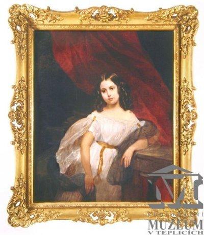 Portrét A. A. Ficquelmontové